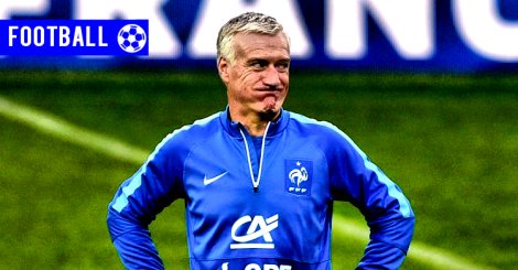 160610 - Didier Deschamps