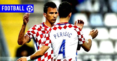 160611 - Mario Mandzukic & Ivan Perisic