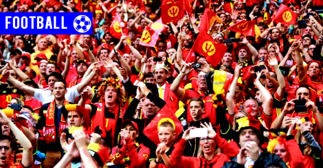 160615 - Belgium fans
