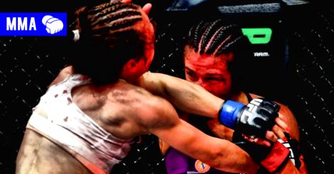 160703 - Claudia Gadelha vs. Joanna Jedrzejczyk