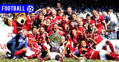 160802 - PSV Eredivisie Champions