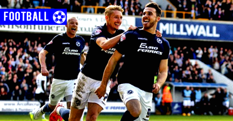 160804 - Millwall Lee Gregory